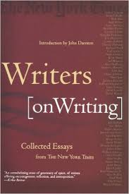 amazoncom writers on writing collected essays from the new york  writers on writing collected essays from the new york times revised edition