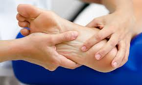 <b>Hand and Foot</b> Massage Decrease Preoperative Anxiety