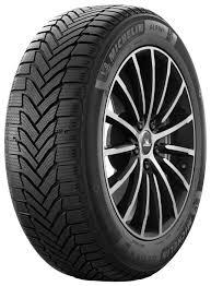 Автомобильная <b>шина MICHELIN Alpin 6</b> зимняя — купить по ...