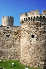 Image result for stone wall fortress gate