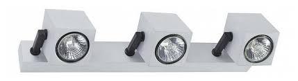 <b>Спот Nowodvorski</b> Cuboid Silver <b>6520</b> — купить по выгодной цене ...