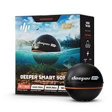 Amazon.com : <b>Deeper</b> PRO+ Smart Sonar - GPS Portable Wireless ...