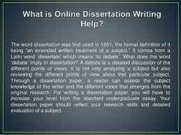 Online Dissertation Help is an round the clock Dissertation Writing S        Dissertation Help  amp  Homework Assistance