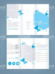 professional business flyer template or brochure design stock professional business flyer template or brochure design royalty stock vector art