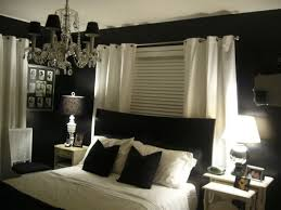 decorations interior mesmerizing black wall and captivating white windows also pwonderful pendant lamp in luxurious bedroom captivating white bedroom