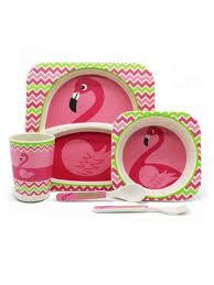 <b>Набор</b> эко-<b>посуды</b> для детей, 5 предметов BURRG 10084390 в ...