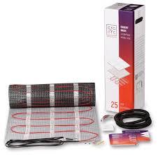 <b>Нагревательный мат ERGERT BASIC-150</b> 1050 Вт — купить по ...