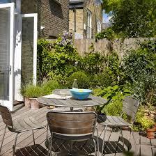 Small Picture Small garden terrace Small garden design ideas Garden designs