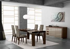 Designer Dining Room Sets Contemporary Dining Room Table Trellischicago