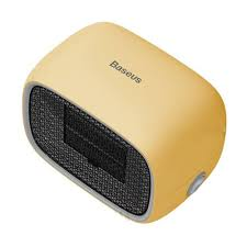 <b>Обогреватель Baseus Warm</b> Little White Fan Heater(EU) Yellow ...