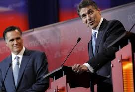 Rick Perry GOP Debate