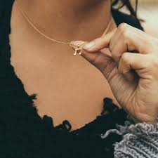 Take Note Dainty <b>Music Note Necklace</b>   Bryan Anthonys