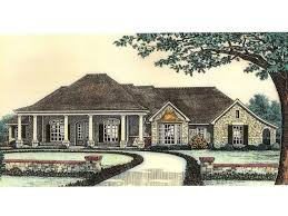 Plan H    Find Unique House Plans  Home Plans and Floor    One Story Home Plan  H