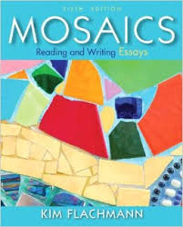 amazoncom mosaics reading and writing essays th edition  mosaics reading and writing essays th edition