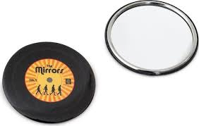 Balvi <b>Зеркало карманное The Mirrors</b>, цвет: желтый