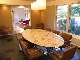 dining table oval tulip saarinen oval dining dining dining
