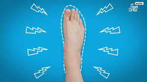 <b>Salton</b> Feet Only - Гелевые <b>подушечки</b> под стопу и под <b>пятку</b> ...