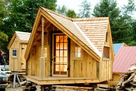 images about Tiny Cabins on Pinterest   Stone cabin  Shop       images about Tiny Cabins on Pinterest   Stone cabin  Shop house plans and Cabin