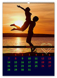 Перекидной Календарь А2 <b>ЛЮБОВЬ LOVE</b> #2587339 от robus