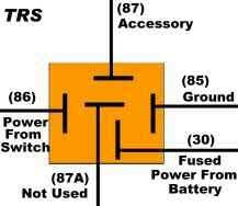 12v relay wiring diagram 12v wiring diagrams online this is a