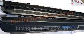 <b>Боковые Подножки V3</b> на Lincoln MKX 2015+ — в Категории ...