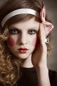 awesome diy last minute doll makeup temporary body painting for 2015 halloween makeup 2015 creepy halloween doll makeup tips of makeup awesome in awesome diy makeup