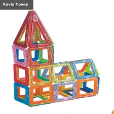 Aliexpress.com : Buy Vavis Tovey Children's DIY magnetic piece toy ...