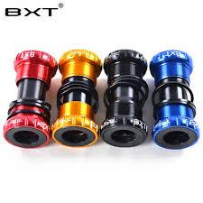 Bicycle BSA <b>Bottom</b> Bracket 68/73mm <b>MTB Road Bike</b> Axis ...
