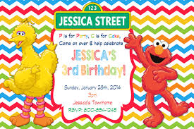 elmo sesame street birthday party invitations invitations printable elmo sesame street birthday party invitations