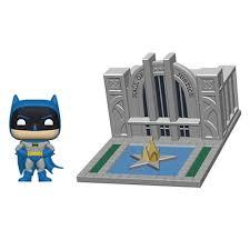 <b>Batman</b> 80th - <b>Batman</b> with Hall of Justice <b>Funko Pop</b>! <b>Town Vinyl</b> ...