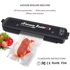Portable <b>Food</b> Vacuum Sealer <b>Household</b> Automatic Vacuum ...