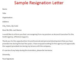 best resignation letters ever  best resignation letter ever  best    sample resignation letter format
