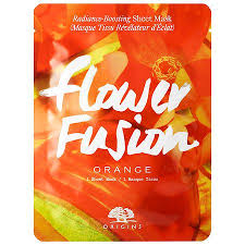 <b>Origins Flower Fusion</b> Orange Radiance-Boosting Sheet Mask ...