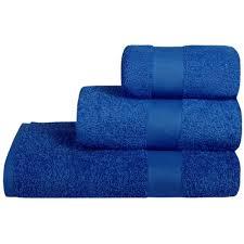 <b>Полотенце махровое Soft</b> Me Small, синее (артикул 5116.40 ...