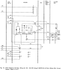 western electric products telephones table of contents Telephone Terminal Block Wiring Diagram candle stick phone wiring page two of two Old Telephone Wiring Diagrams