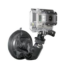 <b>Крепление</b>-<b>присоска</b> для камер <b>GoPro</b> (Fujimi <b>GoPro</b> GP SC95 ...