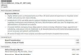 your resume templates – helpful resume templates  resume examples    sample nursing resume