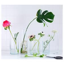 ЦИЛИНДР <b>Набор</b> ваз,<b>3</b> штуки, прозрачное стекло купить онлайн ...