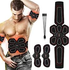 <b>ABS Stimulator</b> UYGHHK 50 Pcs Abs <b>Trainer</b> Replacement Gel Pad ...