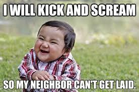 Evil Baby memes | quickmeme via Relatably.com