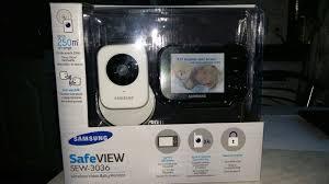 Обзор от покупателя на <b>Видеоняня Samsung</b> SEW-3036WP ...
