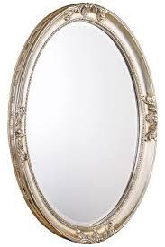 Настенное <b>зеркало</b> Parigi Silver овальное InMyRoom IMR-521751 ...