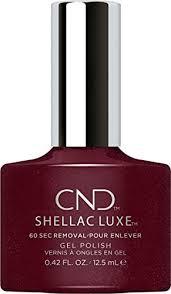 <b>CND SHELLAC</b> LUXE Nail Polish, <b>Masquerade</b>- Buy Online in ...