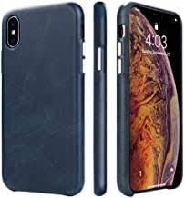 iphone xs leather case - Amazon.com
