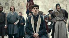 «Король» Дэвида <b>Мишо</b>: Шаламе рубится с Паттинсоном ...