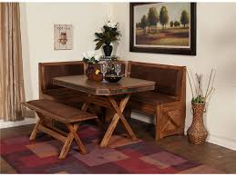 breakfast nook kitchen table sets decor pid amish trestle table kitchen breakfast nook set amish corner breakfast nooks