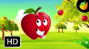 If I Were An Apple - <b>English</b> Nursery Rhymes - <b>Cartoon</b>/<b>Animated</b> ...