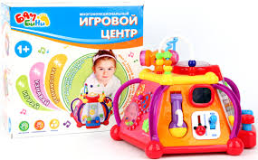 <b>Развивающая игрушка S</b>+<b>S TOYS</b> EQ80000R Бамбини