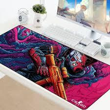 <b>70x30cm XL Lockedge Large</b> Gaming Mouse Pad Computer Gamer ...