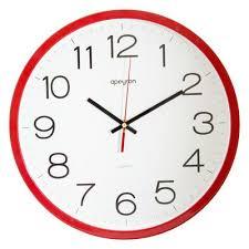 <b>Часы</b> настенные <b>Apeyron</b> Офис <b>PL 1712</b> 505 красные – выгодная ...